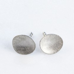 Skål-ørestikkere i sølv