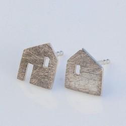 Hus-ørestikkere i sølv